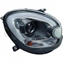 LAMPY PRZEDNIE    MINI, BMW Mini R60 12-