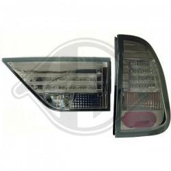 LAMPY TYLNE X3, BMW X3 (E83) 04-10