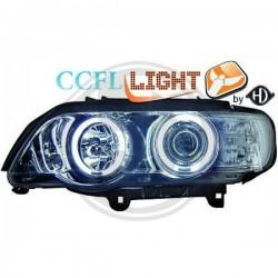 LAMPY PRZEDNIE   BMW X5, BMW X5 (E53) 99-03