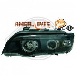 LAMPY PRZEDNIE   X5, BMW X5 (E53) 99-03
