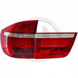 LAMPY TYLNE  BMW X5, BMW X5 (E70) 07-10