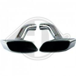 KOŃCÓWKI RUR WYDECHOWYCH    E71, BMW X6 (E71/72) 08-