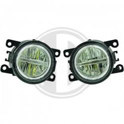 HALOGENY LED CITROEN, Citroen Xsara Lim/Break 00-04
