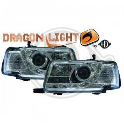 LAMPY PRZEDNIE 80, Nach Baugruppen DragonLights Daylight