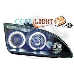 LAMPY PRZEDNIE    FOCUS, Ford Focus II 04-07