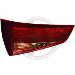 LAMPY TYLNE       A1, Audi A1 10-14