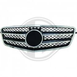 KÜHLERGRILL KPL.  DB W212, Mercedes E-Kl.E220-500 W212 09-13