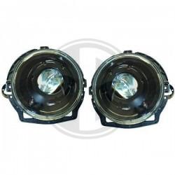 LAMPY PRZEDNIE W463, Mercedes G-Kl. W463 89-