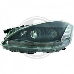 LAMPY PRZEDNIE W221, Mercedes S-Kl. W221 05-11