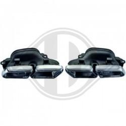 KOŃCÓWKI RUR WYDECHOWYCH   W222, Mercedes S-Kl. W222 13-