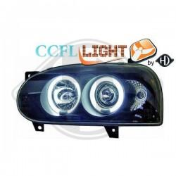 LAMPY PRZEDNIE GOLF III, Volkswagen Golf III 91-97