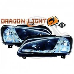LAMPY PRZEDNIE    106, Peugeot 106 95-05