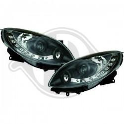 LAMPY PRZEDNIE  TWINGO, Renault Twingo 07-11