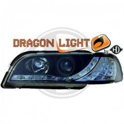 LAMPY PRZEDNIE REFLEKTORY Volvo S40/V40 95-04