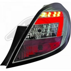 LAMPY TYLNE   CORSA, Opel Corsa D 3/5 trg. 11-