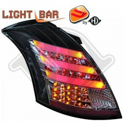 LAMPY TYLNE   SWIFT, Suzuki Swift 10-13
