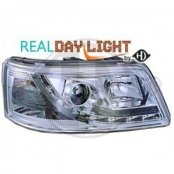 LAMPY PRZEDNIE      T5, Volkswagen T5 Multivan/Caravelle 03-10