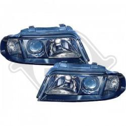 LAMPY PRZEDNIE A4, Audi A4 Lim/Avant(8D2) 99-00