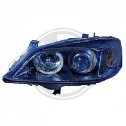 LAMPY PRZEDNIE   ASTRA, Opel Astra G 97-04