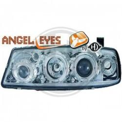 LAMPY PRZEDNIE  CALIBR, Opel Calibra 90-97