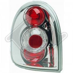 LAMPY TYLNE   CORSA, Opel Corsa B 93-00