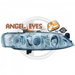 LAMPY PRZEDNIE  VECTRA, Opel Vectra B 99-02