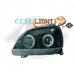 LAMPY PRZEDNIE CLIO, Renault Clio 01-05