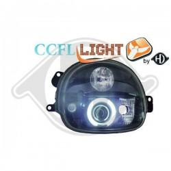 LAMPY PRZEDNIE   TWINGO, Renault Twingo 93-07