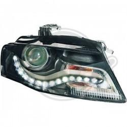 LAMPY PRZEDNIE A4, Audi A4 Lim/Avant(8K/8E) 07-11