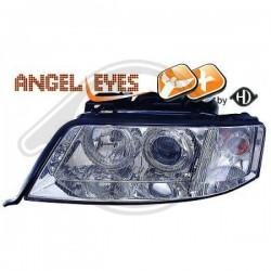 LAMPY PRZEDNIE A6, Audi A6 (Typ 4B) 97-01