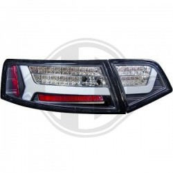 LAMPY TYLNE  A6, Audi A6 08-11