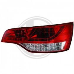 LAMPY TYLNE Q7, Audi Q7 05-09