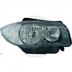LAMPA PRZEDNIA LEWA  SERIA 1, BMW 1-Reihe (E81/E87) 04-11