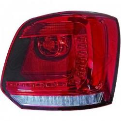 DESIGNRÜCKLAMP. SET  POLO, Volkswagen Polo 3/5 trg. 09-14