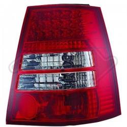 LAMPY TYLNE LED Volkswagen Golf IV BORA 97-03 KOMBI