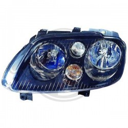 LAMPA PRZEDNIA LEWA   TOURAN, Volkswagen Touran 03-06