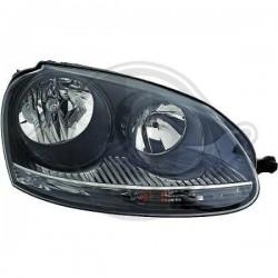 LAMPA PRZEDNIA LEWA   GOLF 5, Volkswagen Golf V 03-08