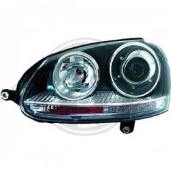 LAMPY PRZEDNIE  GOLF 5, Volkswagen Golf V/VI Variant 07-