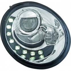 LAMPY PRZEDNIE  BEETLE, Volkswagen New Beetle 98-11
