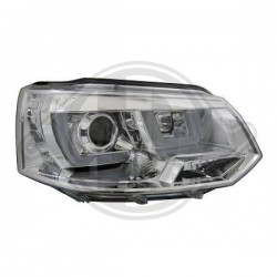 LAMPY PRZEDNIE      T5, Volkswagen T5 Multivan/Caravelle 09-15