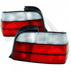 LAMPY TYLNE  BMW E36, BMW 3-Reihe (E36) 90-99