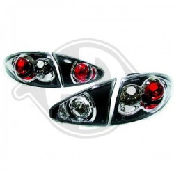 LAMPY TYLNE ALFA 147, Alfa Romeo 147 (Typ 190) 01-04