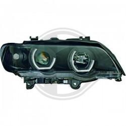 LAMPY PRZEDNIE  BMW E53, BMW X5 (E53) 99-03