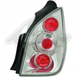 LAMPY TYLNE  C2, Citroen C2 03-08