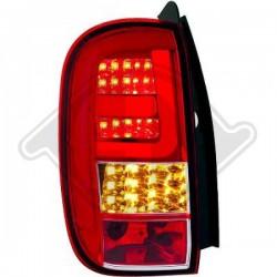 LAMPY TYLNE   DUSTER, Dacia Duster 10-