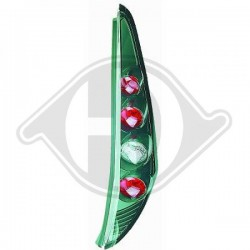 LAMPY TYLNE   PUNTO, Fiat Punto 99-03