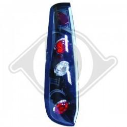 LAMPY TYLNE  FIESTA, Ford Fiesta 02-08