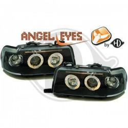 LAMPY PRZEDNIE AUDI 80, Audi 80 Lim/Avant (B4) 91-96