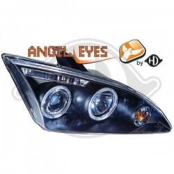 DESIGNSCHEINWF. SET FOCUS, Ford Focus II 04-07