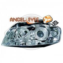 LAMPY PRZEDNIE A3, Audi A3 03-08